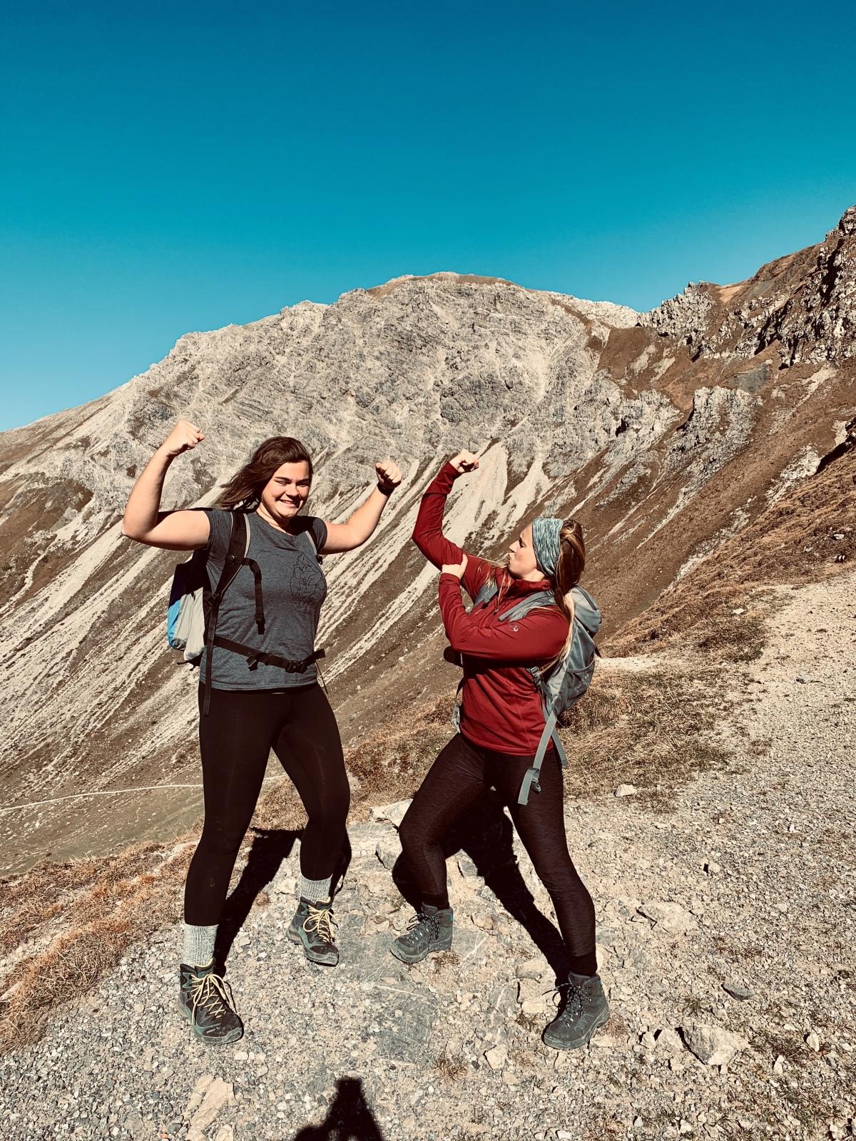 Liechtenstein- Abenteuer Gipfelkreuz