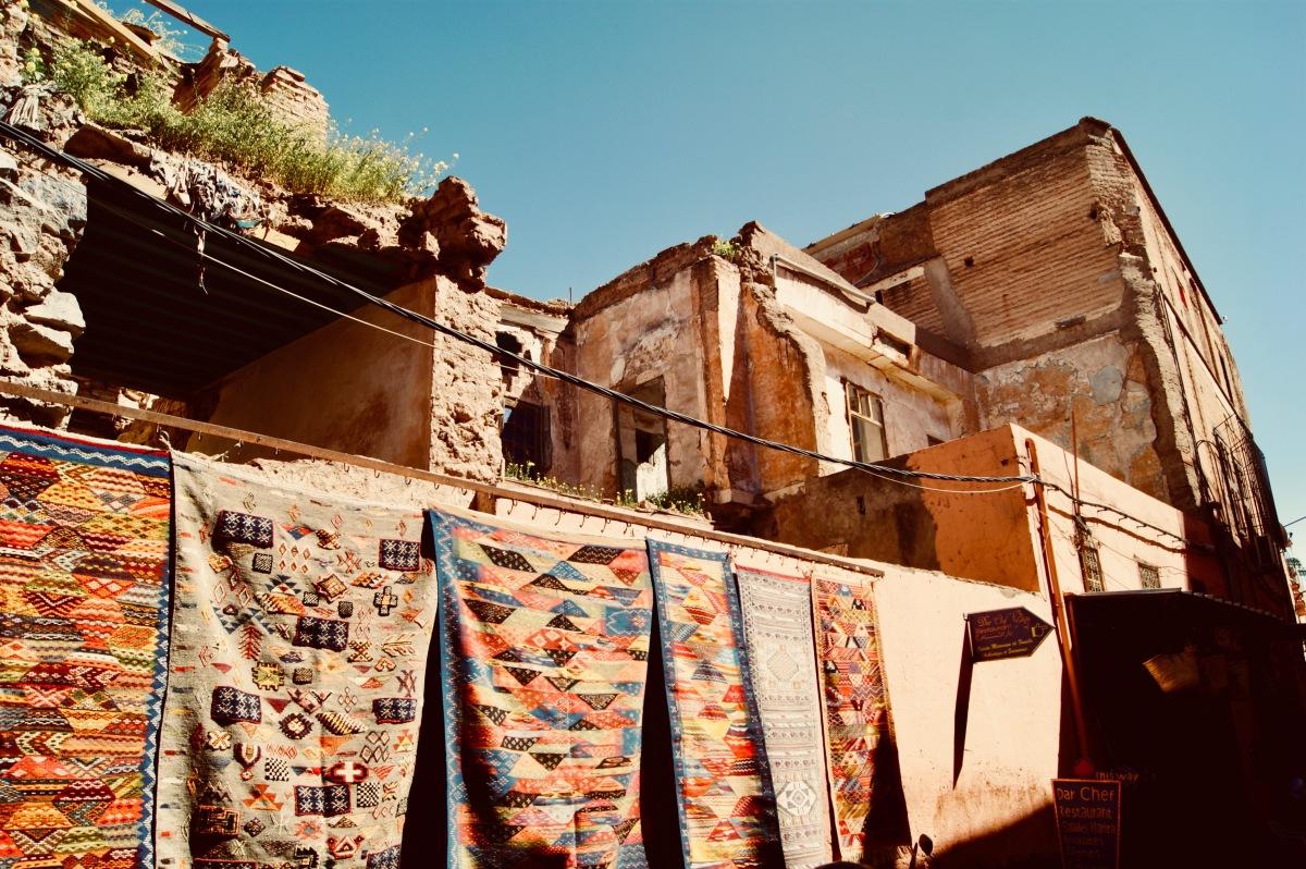 Marrakesh-unterwegs in derMedina