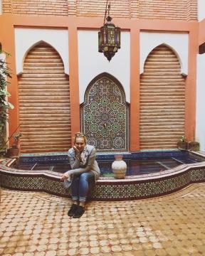 In unserem zweitem Riad